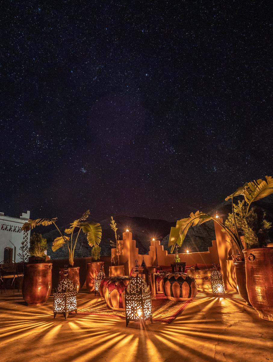 Hotel Riad Bahammou Dades